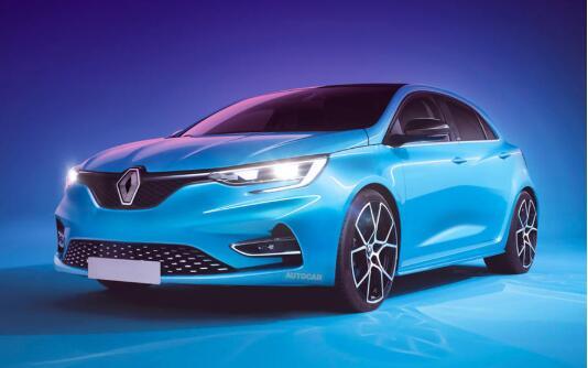 引领雷诺重塑计划的两款关键电动汽车