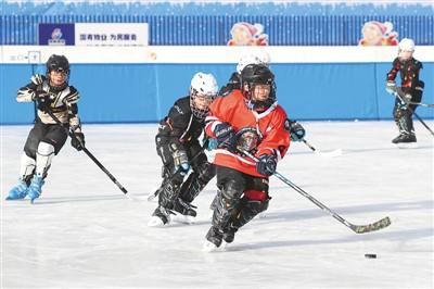 冰雪项目发展趋势有益于大家产生积极主动健康的生活方法