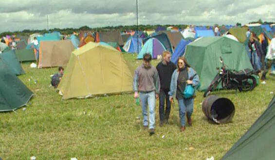 爱尔兰露营预订网站启动了290万欧元的募捐活动