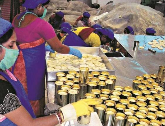 食品加工业的PLI方案受到公司好评