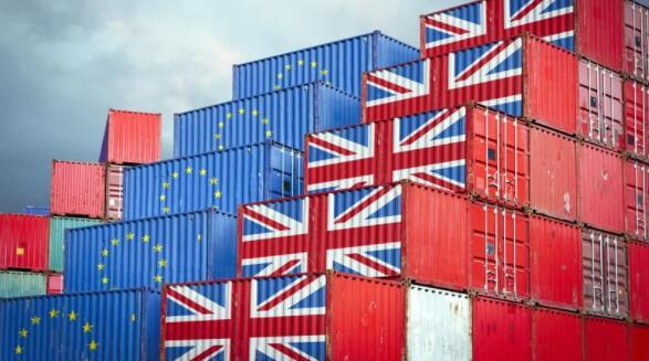 最新数据显示2月份爱尔兰与英国的贸易继续下降