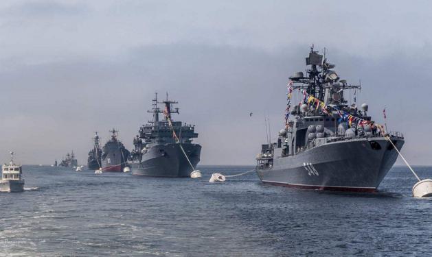 俄罗斯海军上将人物介绍未来俄罗斯打算十年内建造三艘航母