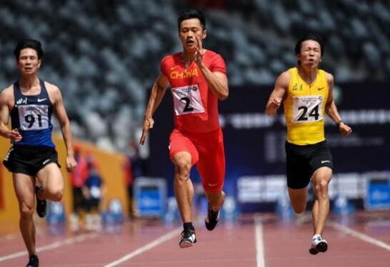 中国历史第一人!谢震业进200米半决赛!